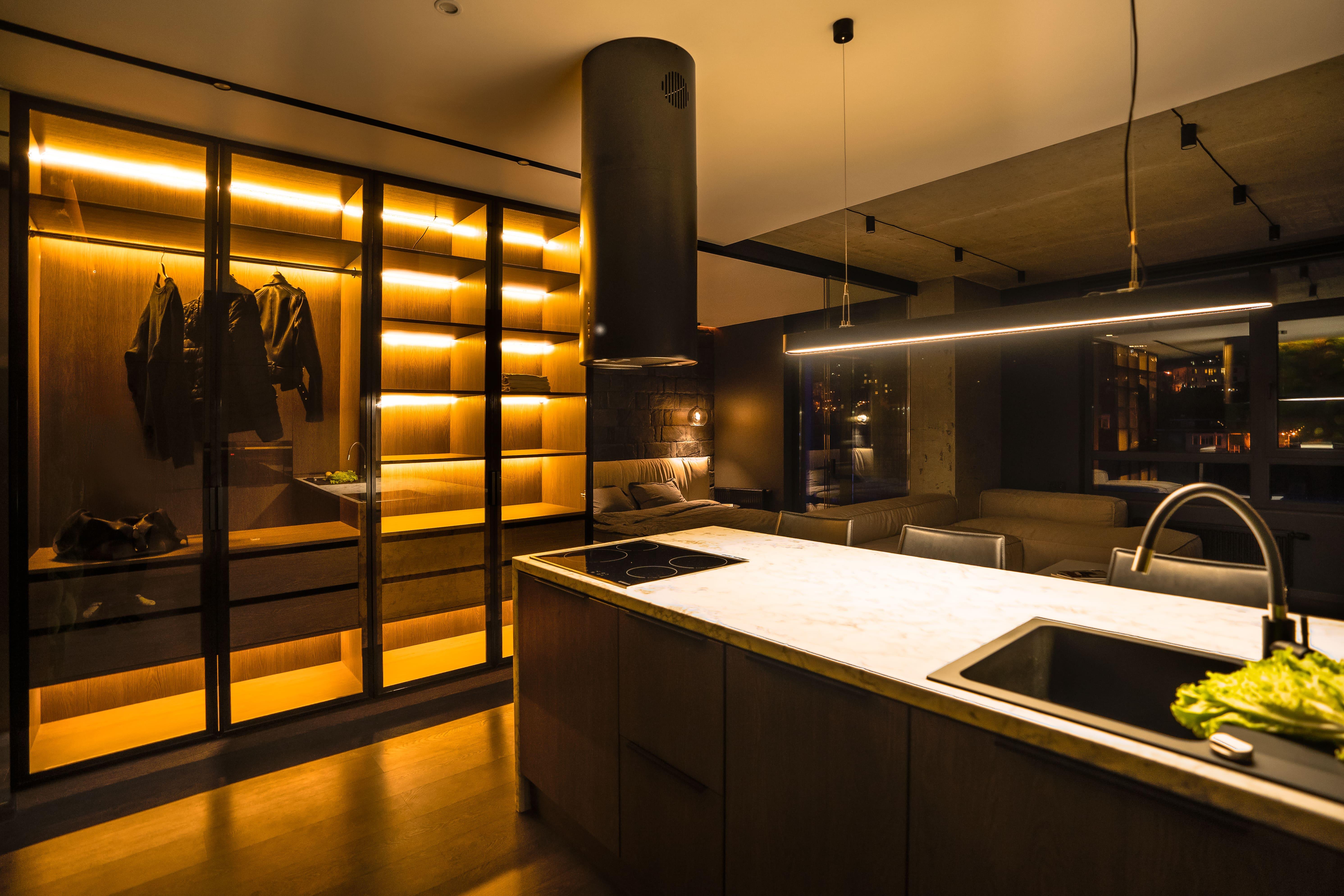 Квартира для молодой пары 53,3м²