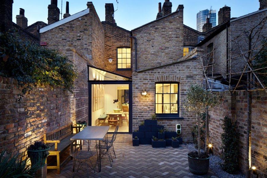 Частная резиденция в историческом доме в центре Лондона