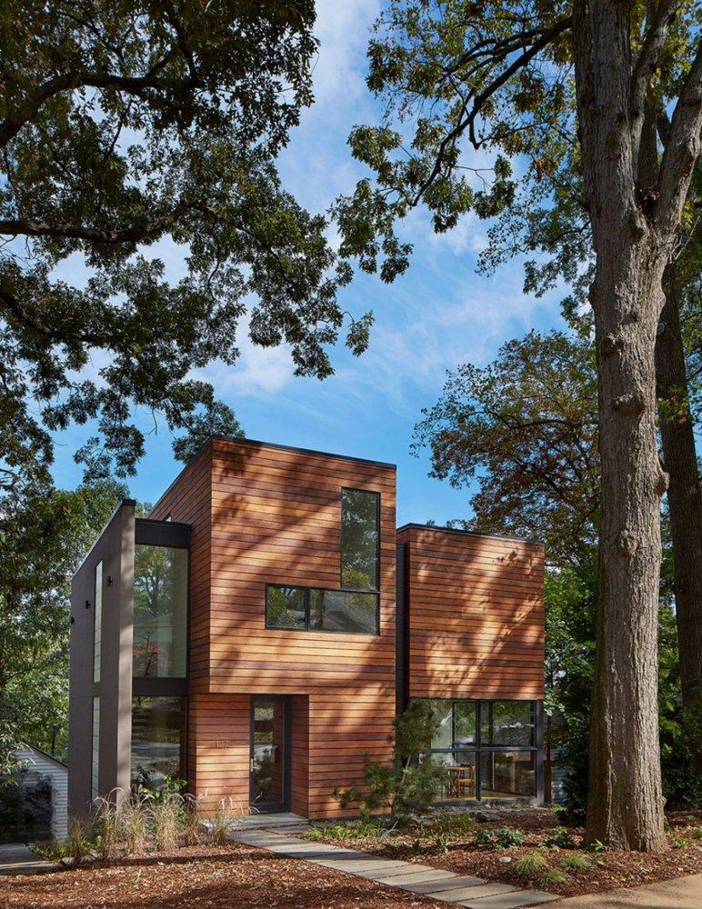 Модернизация старого дома в США