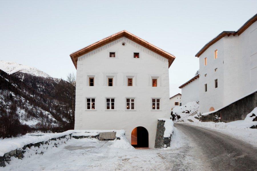 Музей с арт-пространствами в лабиринтах средневекового монастыря