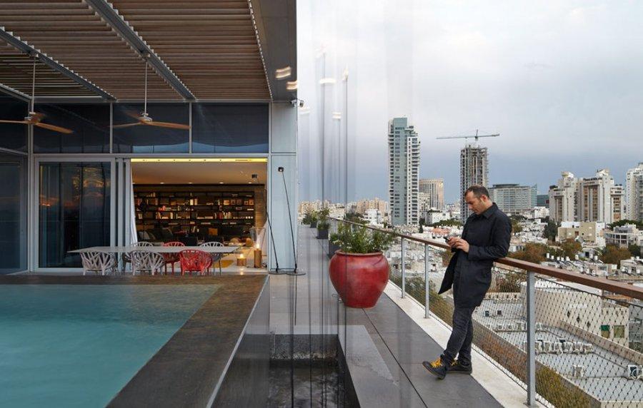 Роскошные апартаменты в центра Тель-Авива