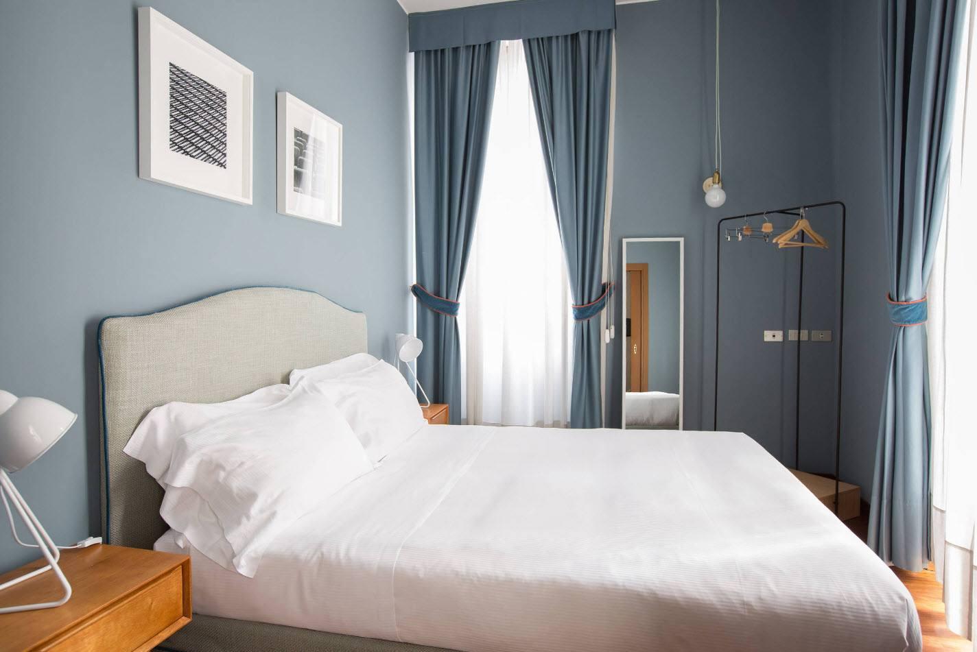 Как выбрать цветовую гамму для дизайна маленькой комнаты: 60 фото