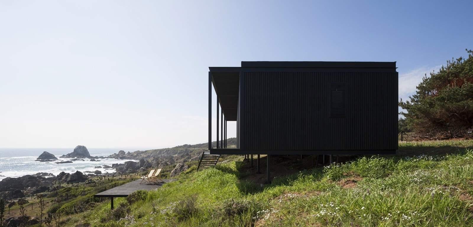 Мобильный дом в Чили