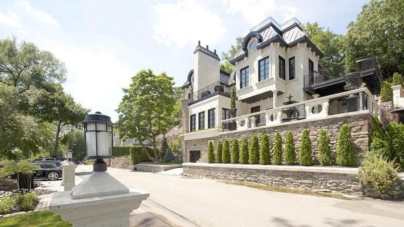 Роскошная резиденция за 1495000$ в Канаде