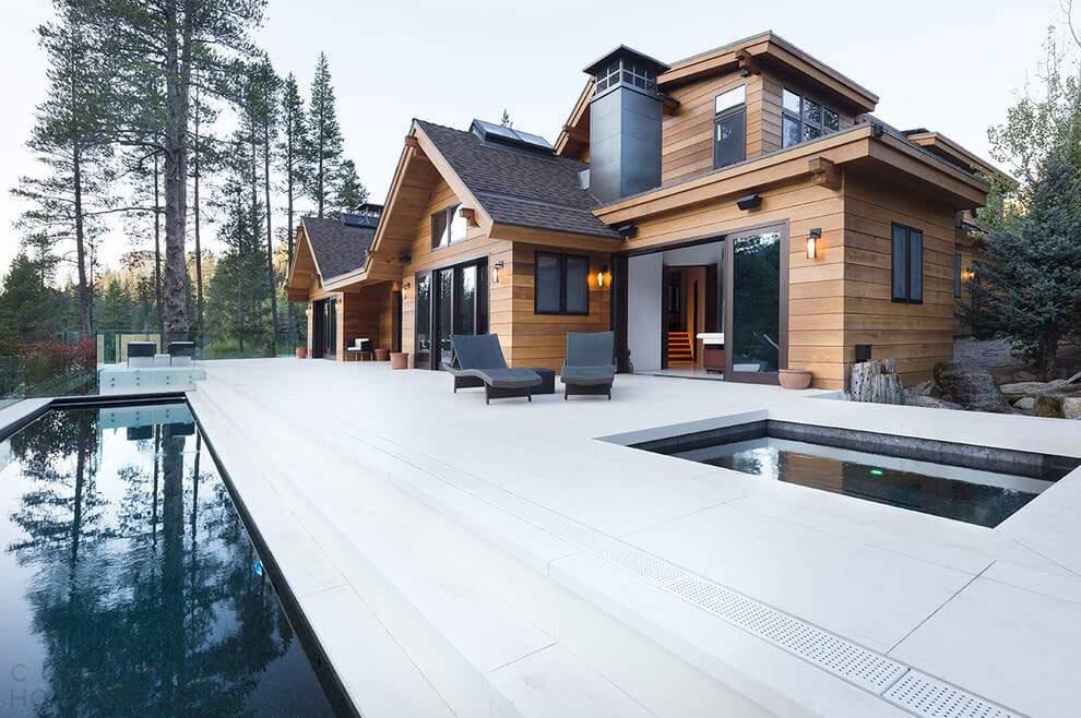 Семейная резиденция в Олимпийской долине в США