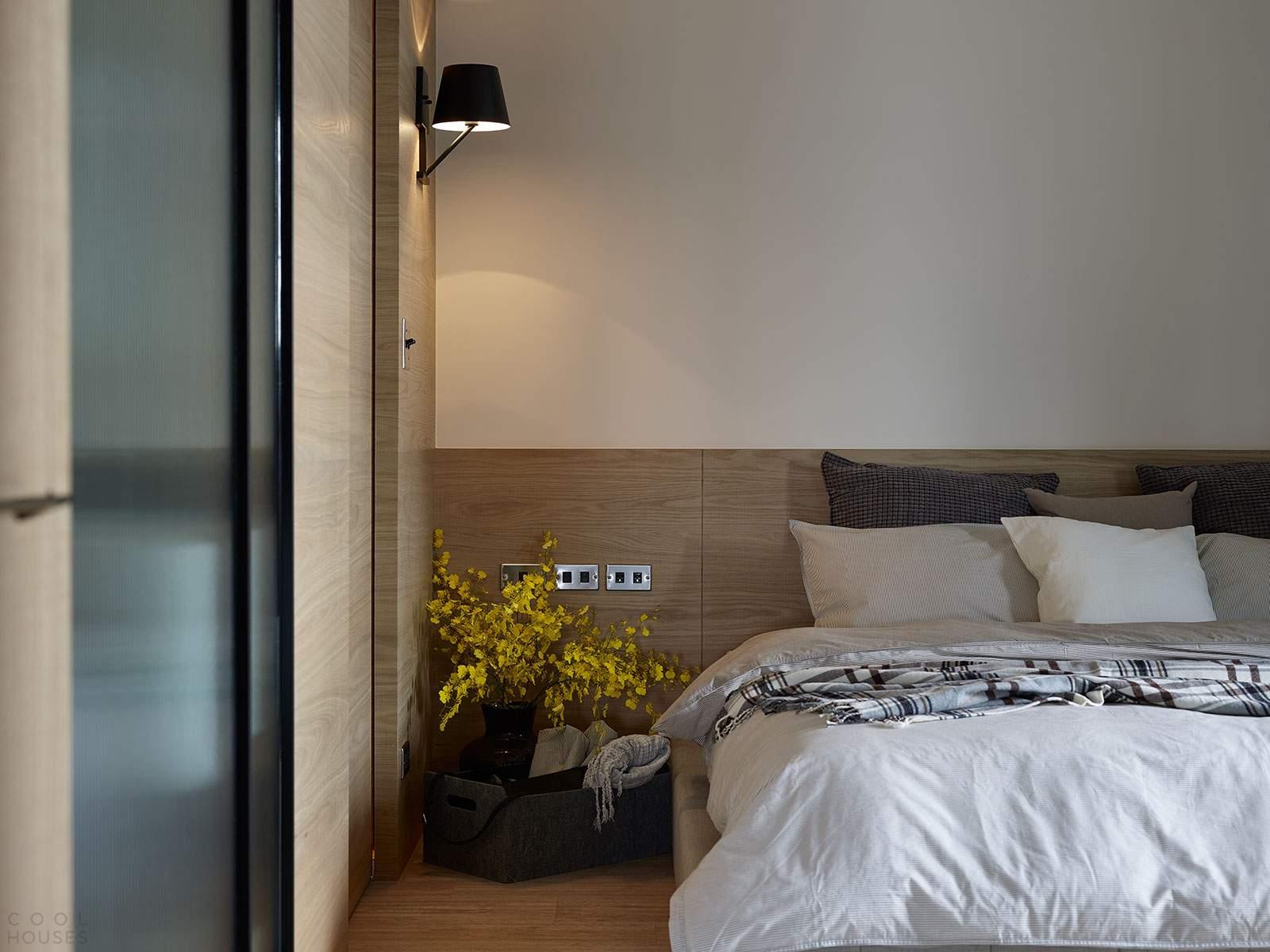 Стильная квартира с открытой планировкой в Тайване