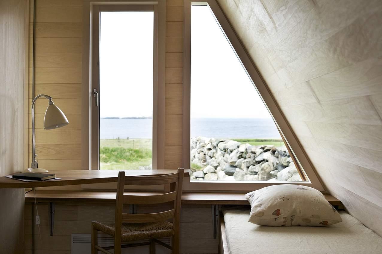 Дом-пирамида в Норвегии
