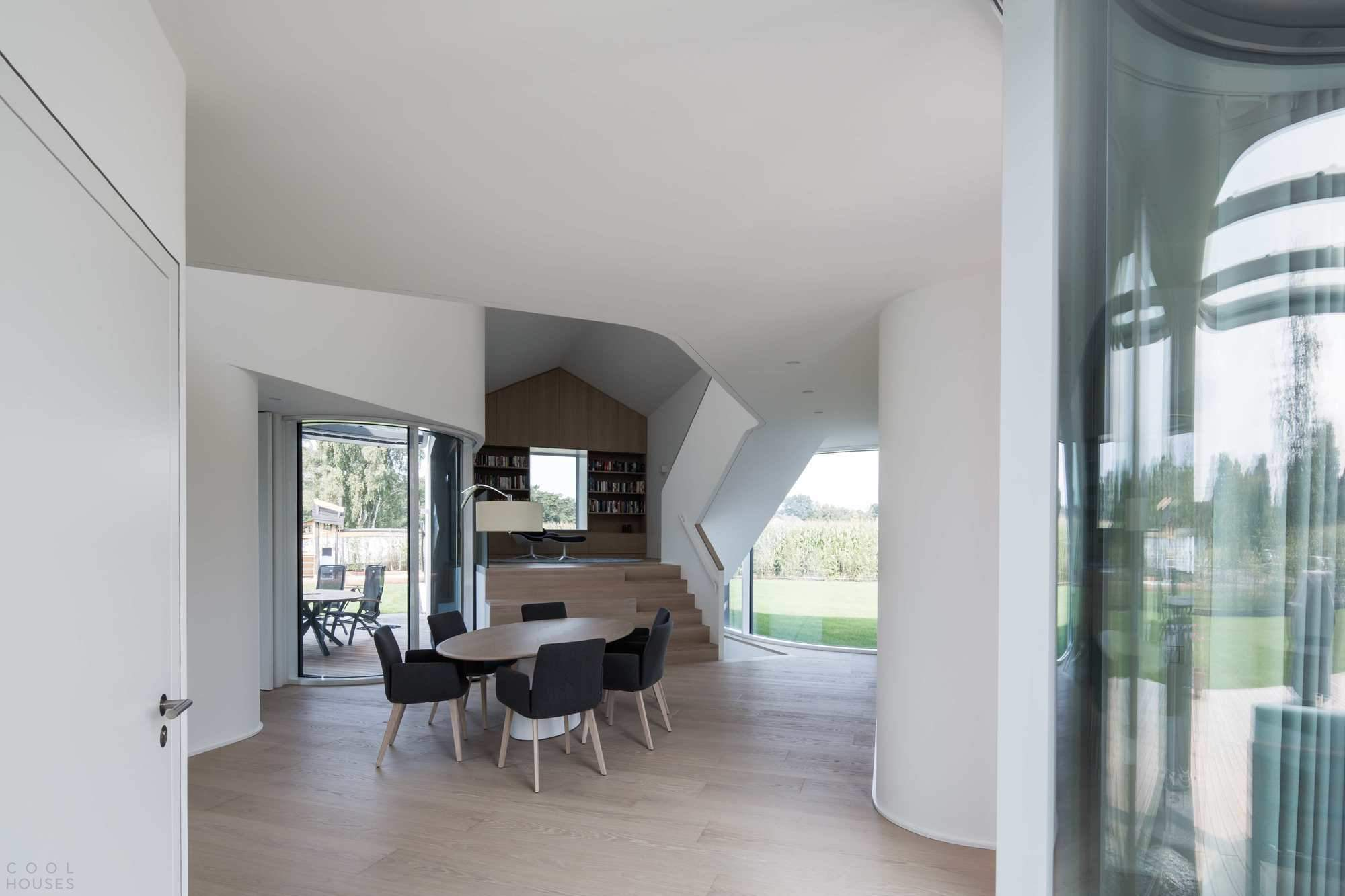 Современный стильный дом в Германии