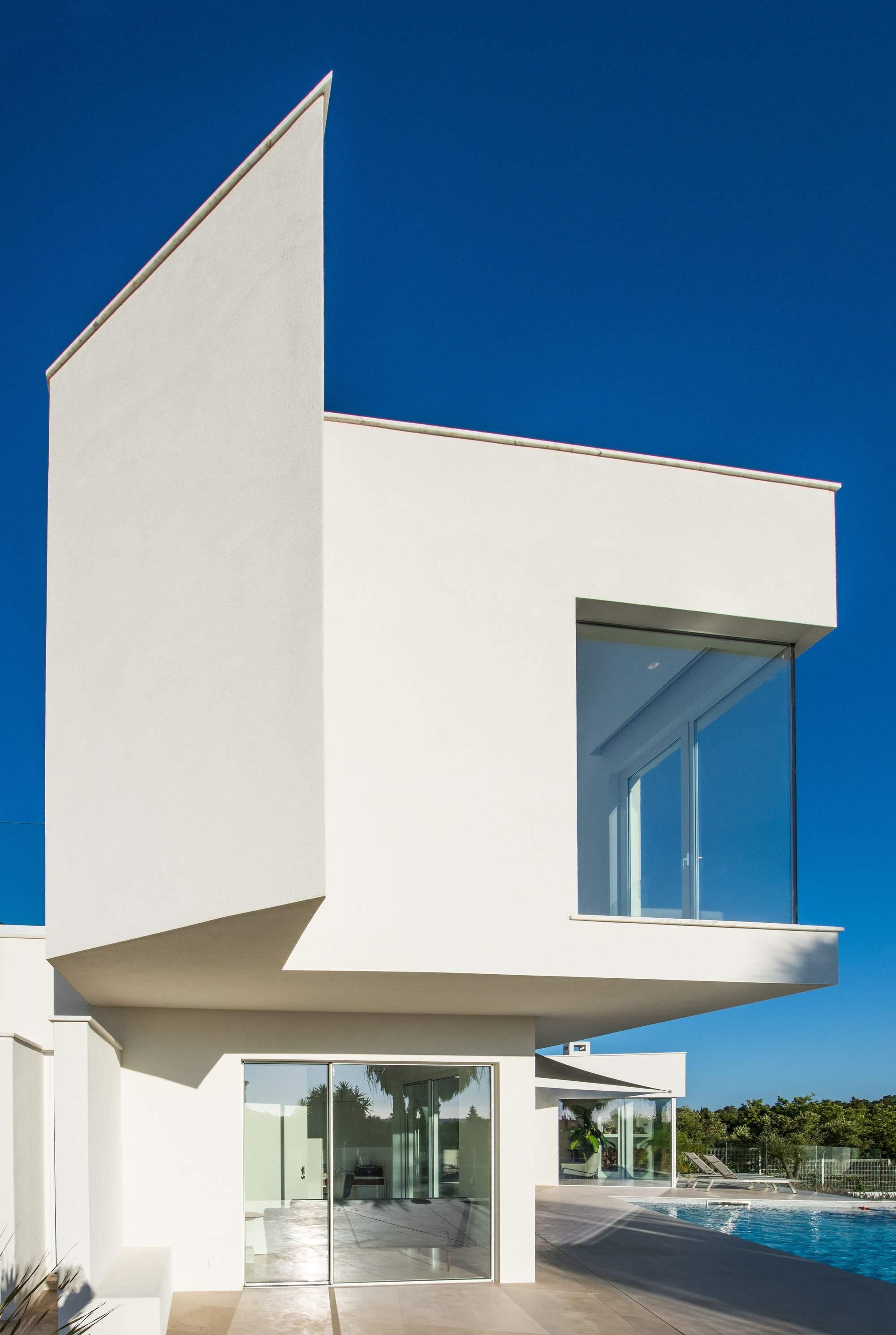 Семейная резиденция в стиле модерн на юге Португалии