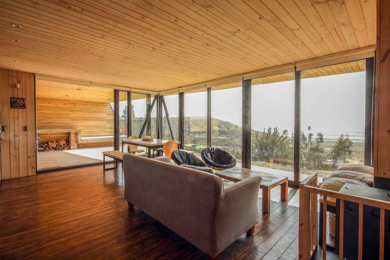Дом для отдыха любителей водных видов спорта, Чили