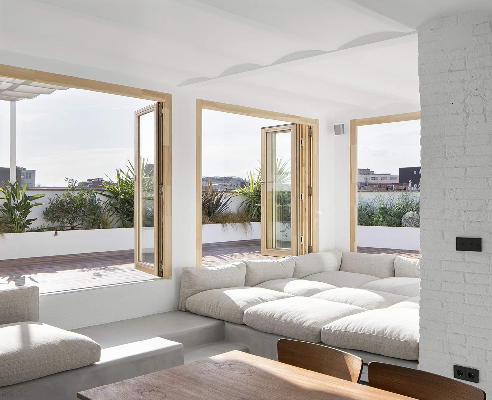 Квартира - сбалансированный круг с роскошной террасой, Испания