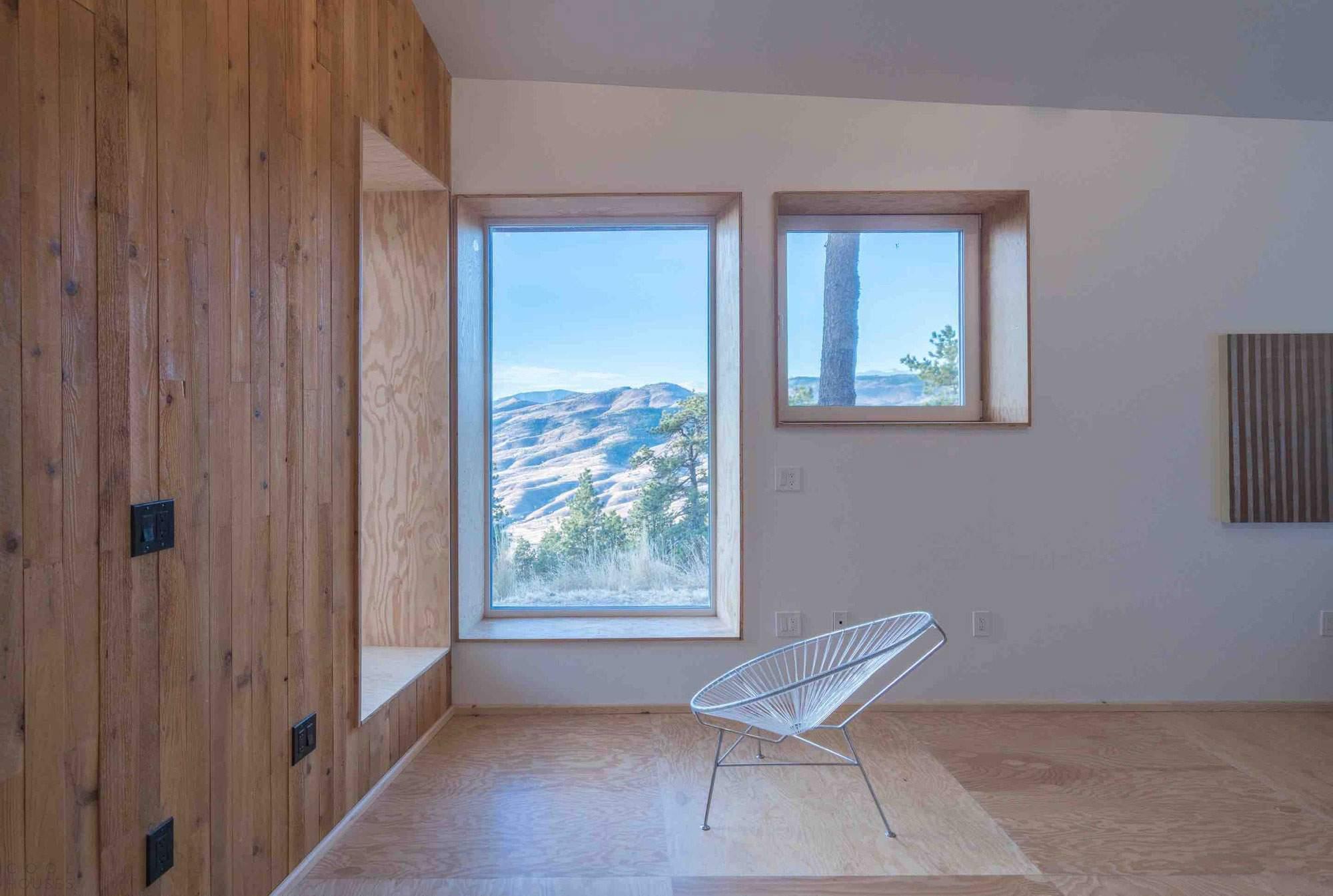 Первый сертифицированный пассивный дом в Колорадо, США