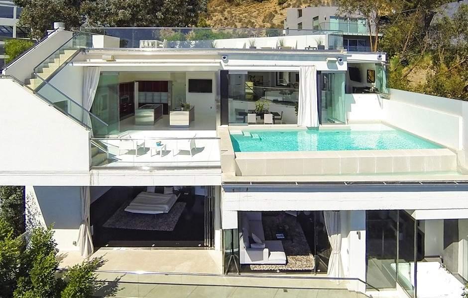 Современная вилла в Западном Голливуде за $ 6495000, США