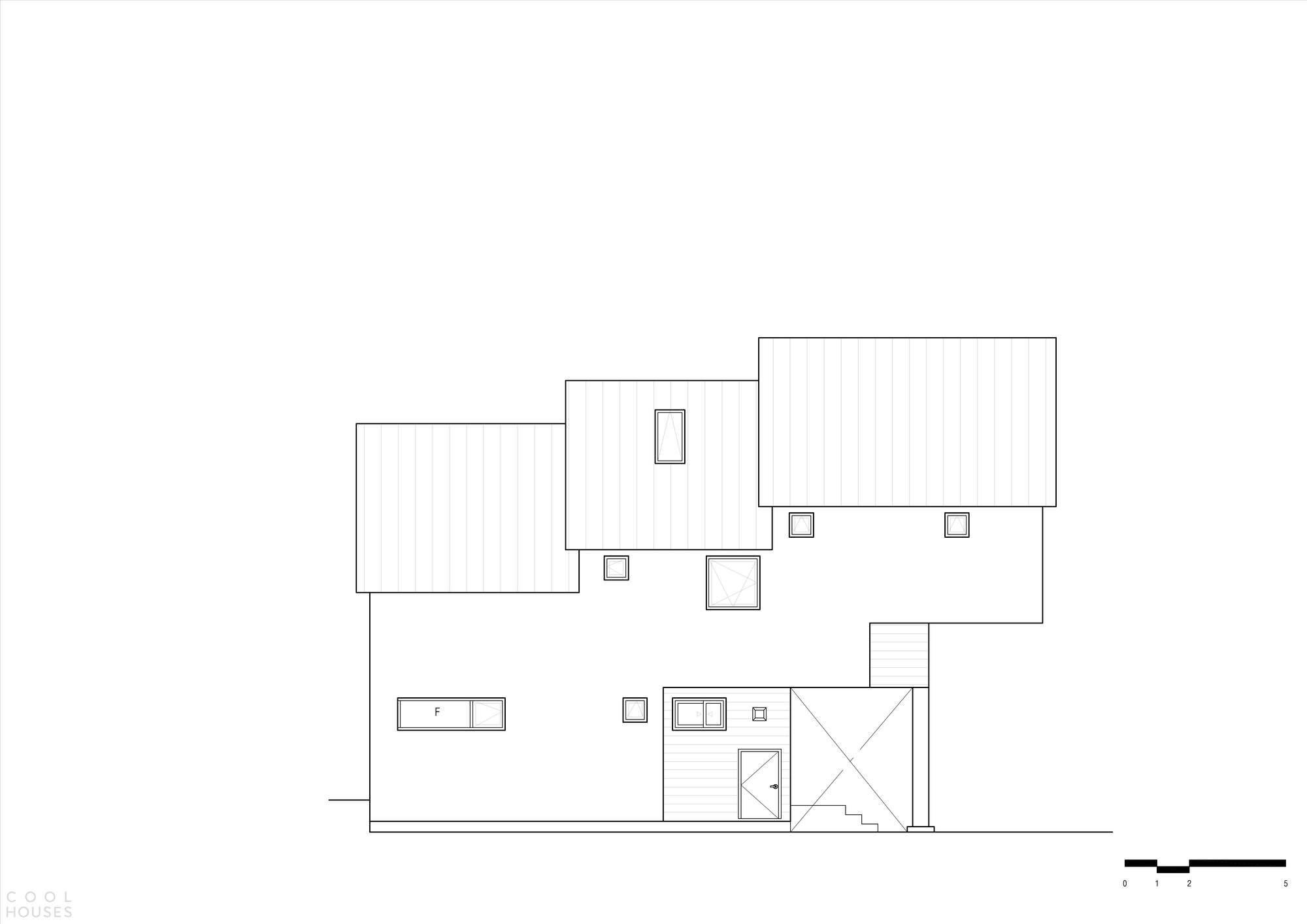 Необычный частный дом в Южной Корее