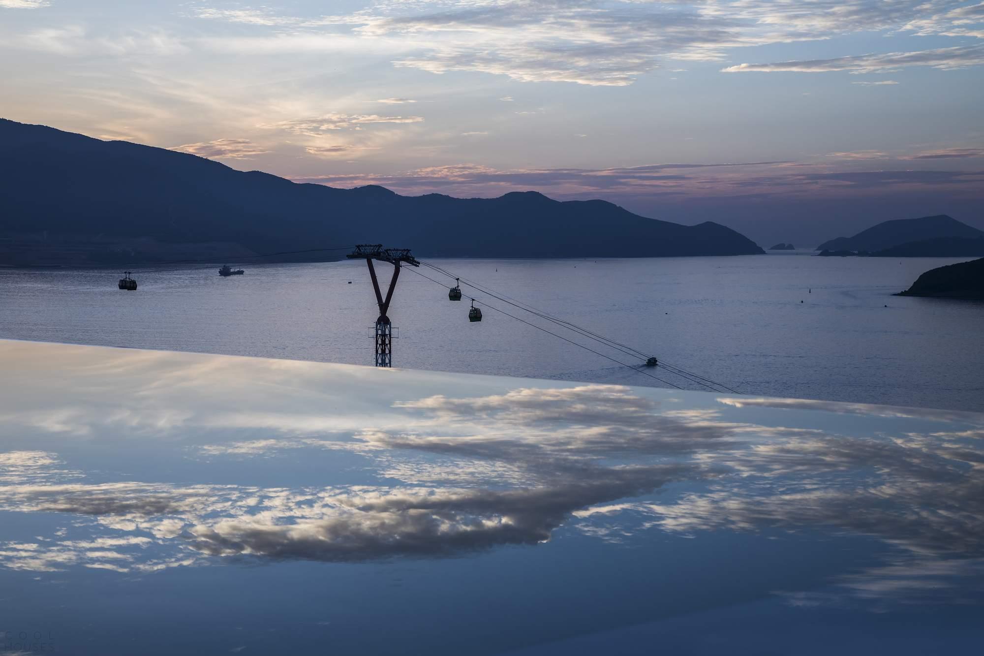 Курортная вилла на берегу моря, Вьетнам