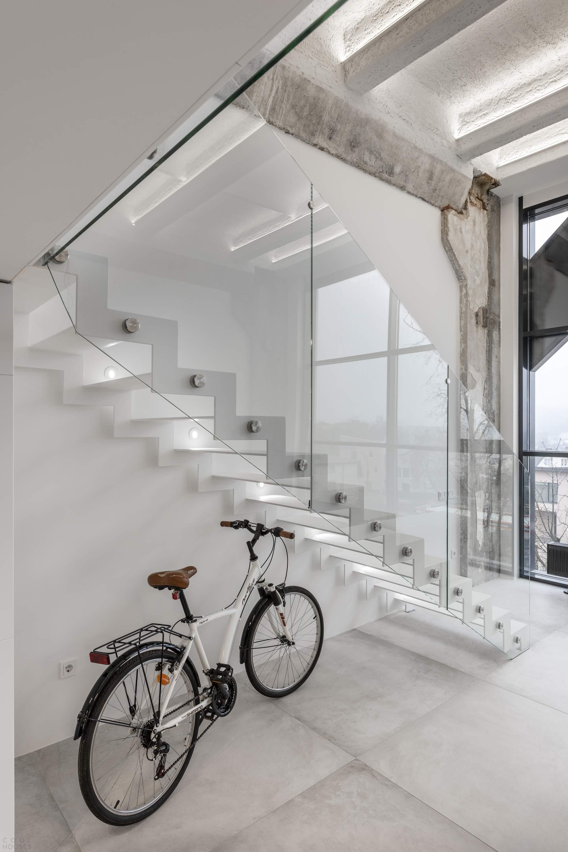 Лофт для любителей минимализма, Литва