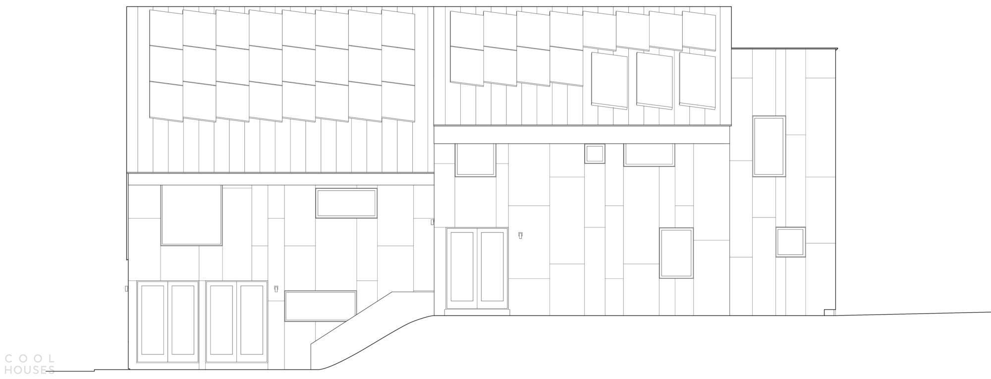Солнечный дом Тунг Хаус, США