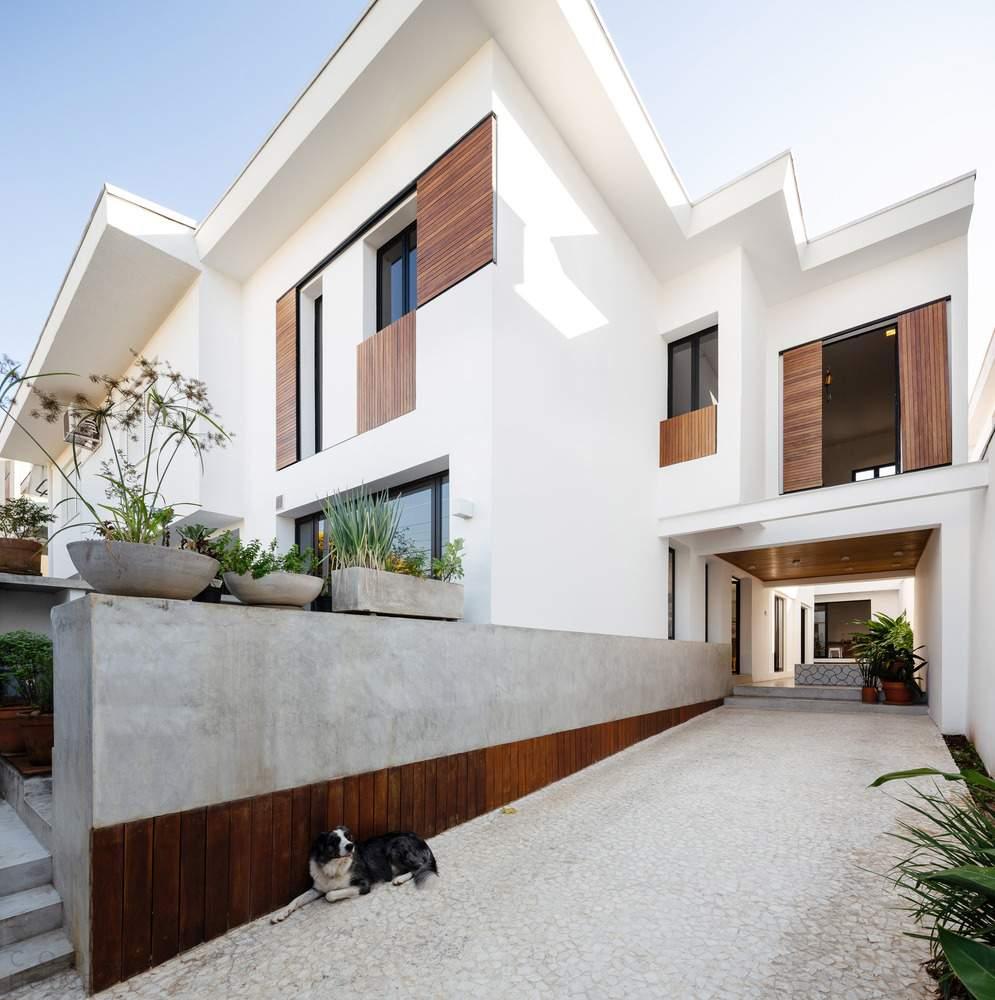 Модернизация семейного дома в Бразилии