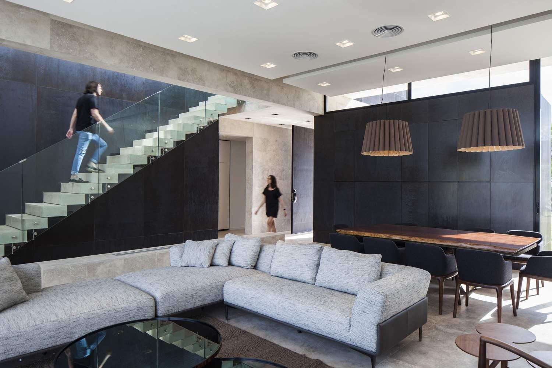 «Мраморный Дом» с футуристическим дизайном, Аргентина