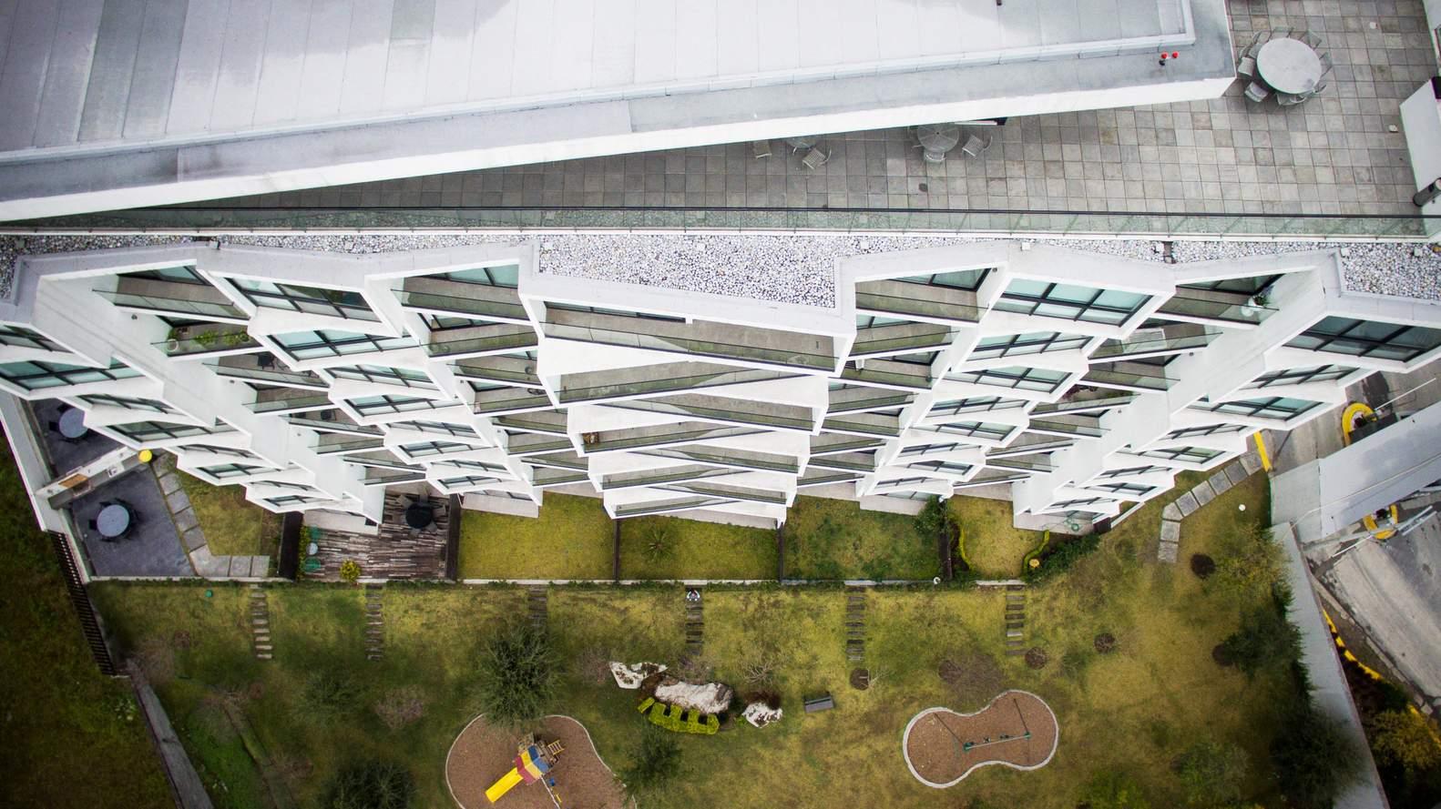 Жилой комплекс Etherea, Мексика