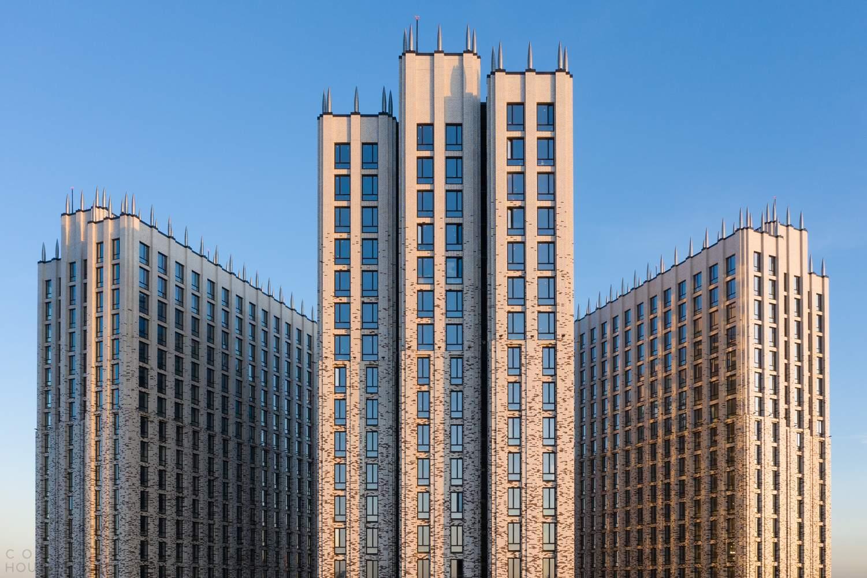 Жилой Комплекс «Пресня Сити», Россия