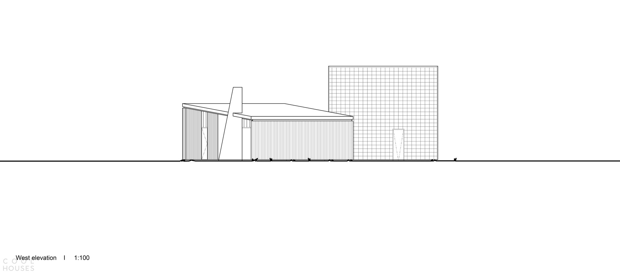 «Светлый Дом» для загородного отдыха в скандинавском стиле
