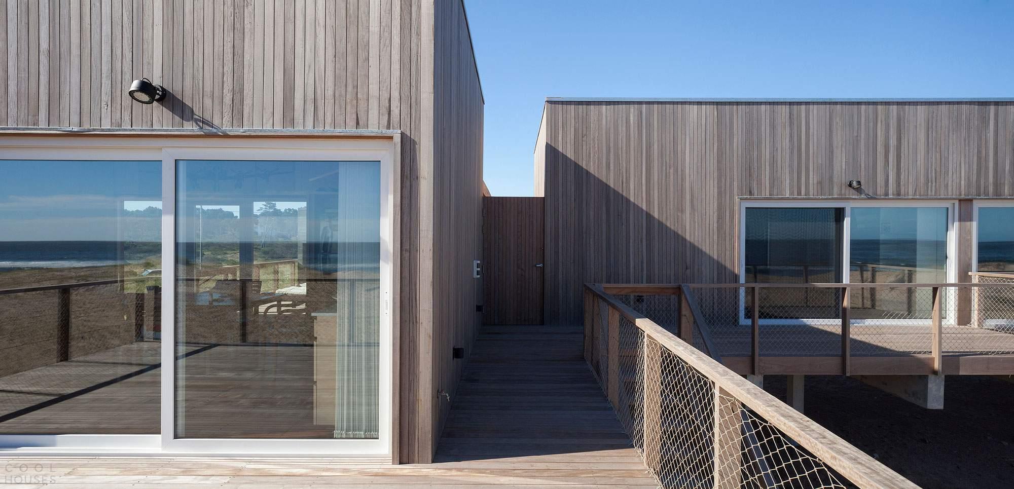 Дом на берегу океана в Уругвае