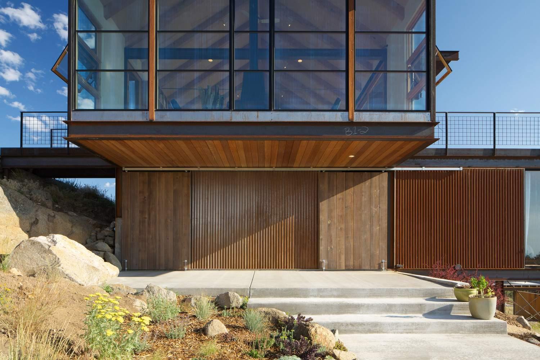 Дом «Солнечный Каньон» в США