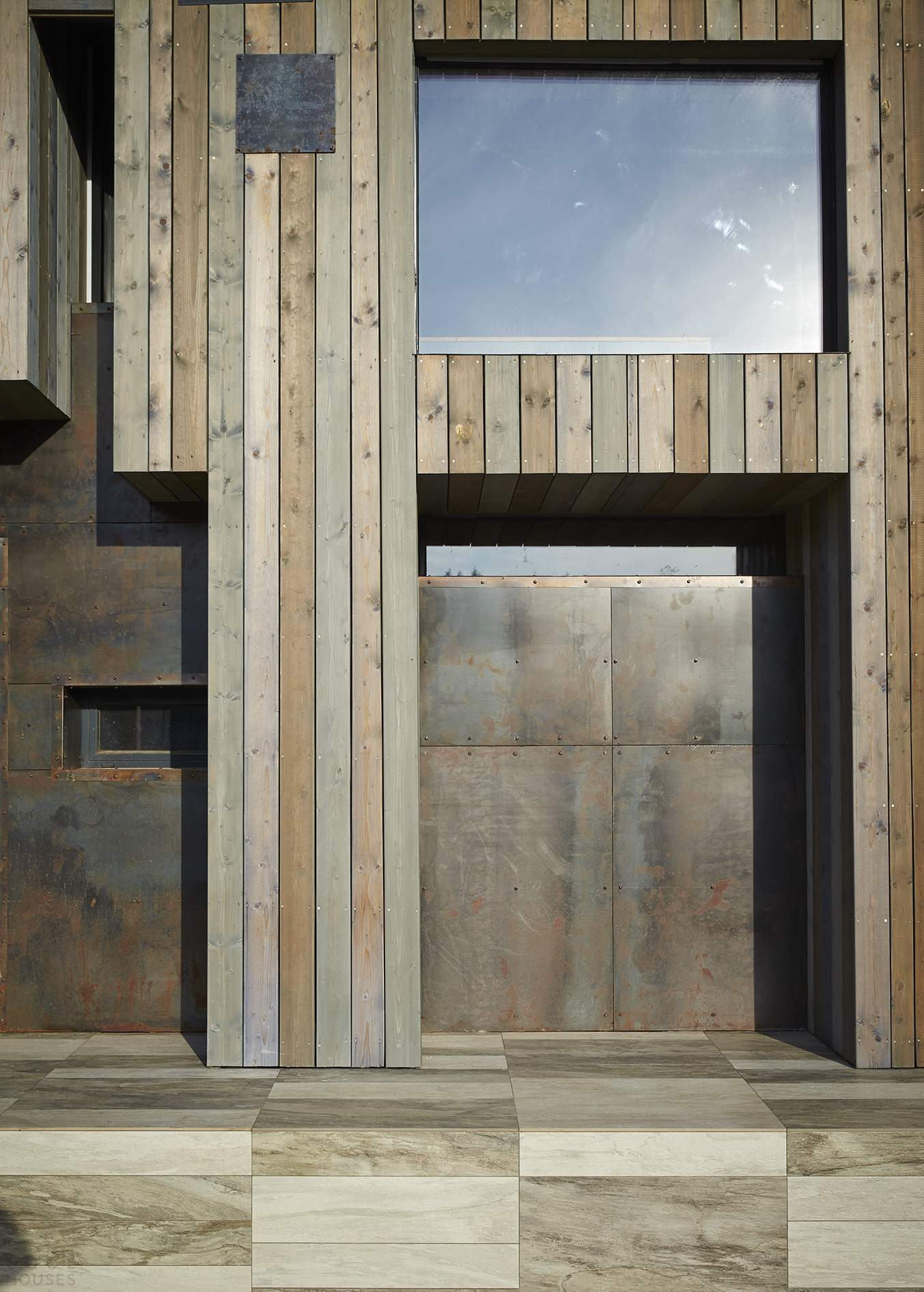 Дом в Подмосковье как образец современной деревянной архитектуры