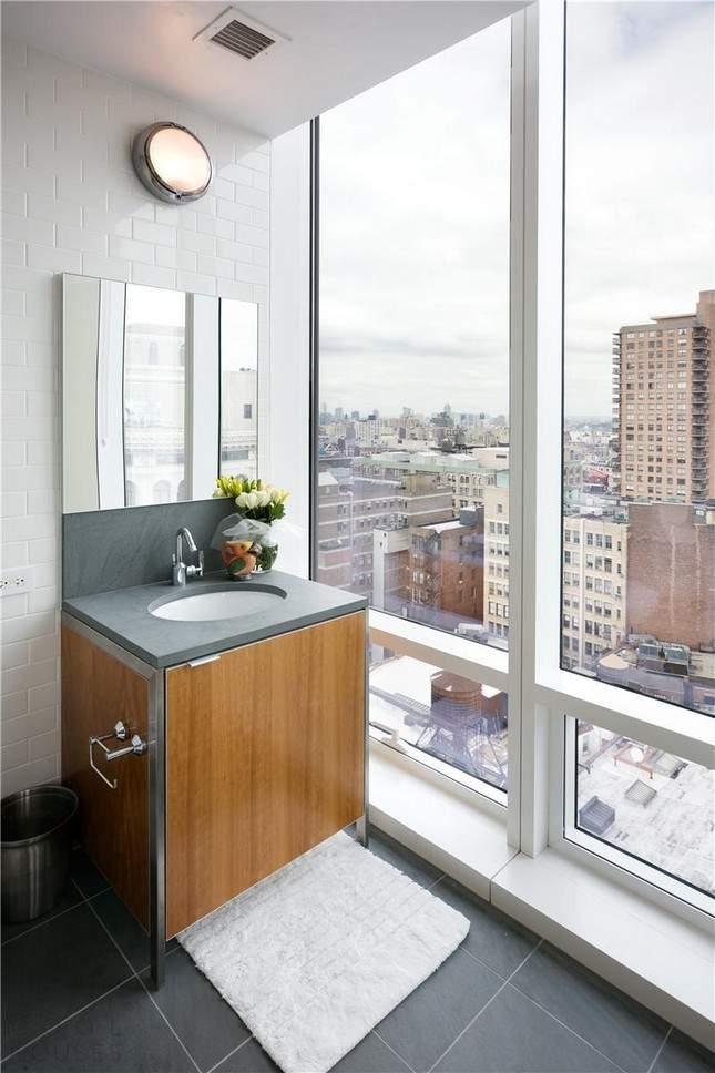 Фантастический дуплекс в центре Нью-Йорка, США.