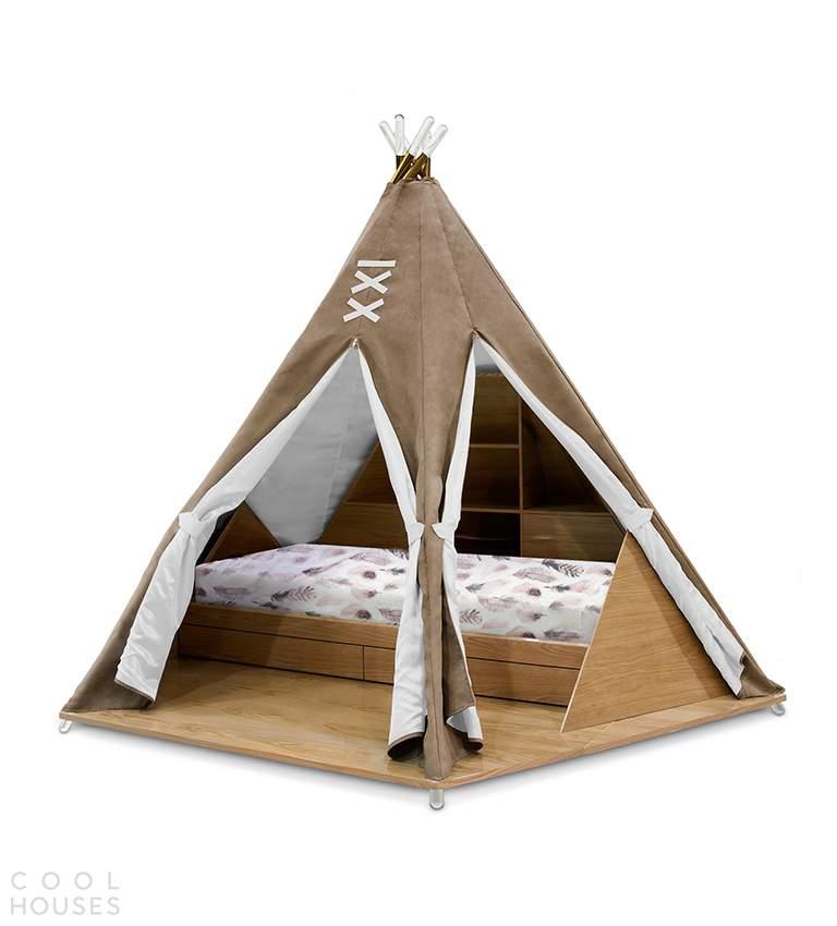 Оригинальная детская мебель от студии Circu