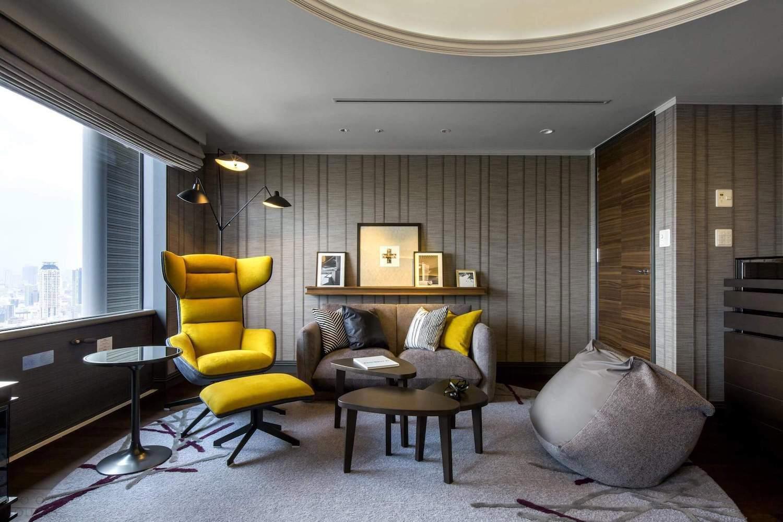 Роскошный пятизвездочный отель Swissotel Nankai в Японии