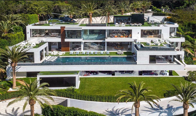 Самый дорогой дом в Америке выставлен на продажу