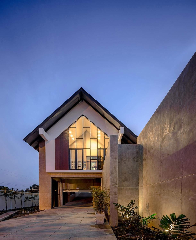 Загородный дом для семьи врача в Таиланде