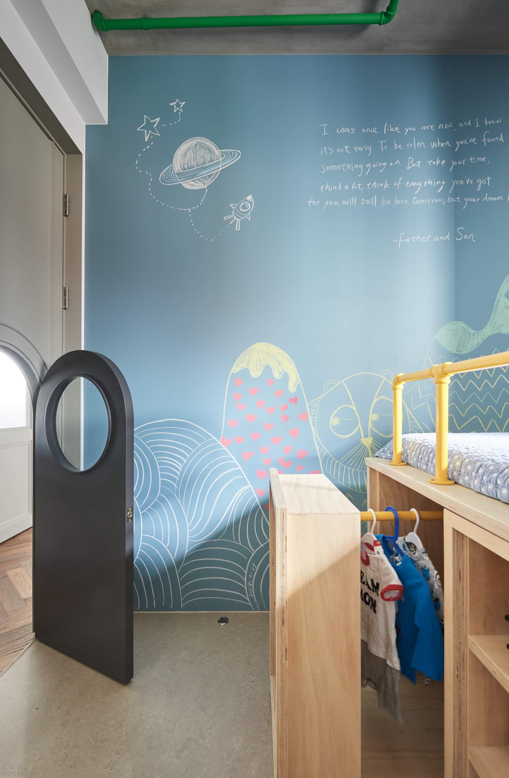 Идеальная квартира для молодой семьи с детьми в Тайване