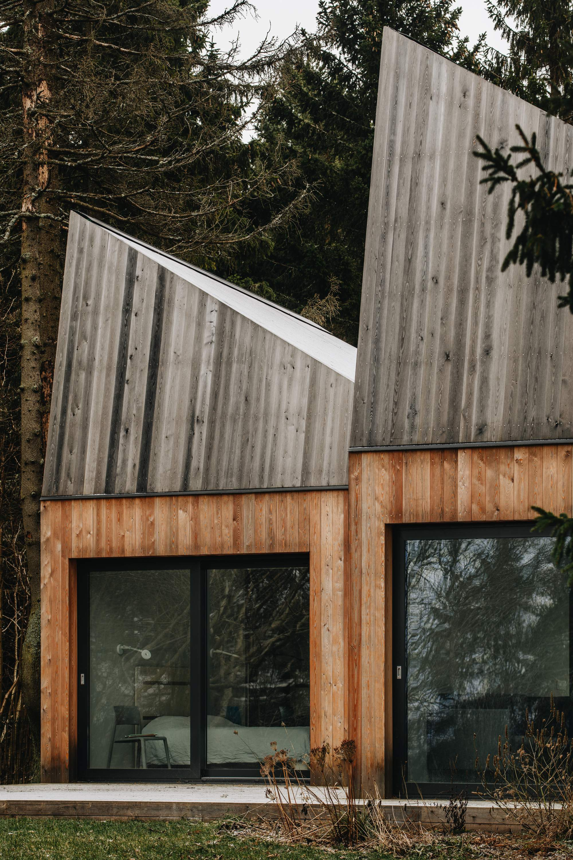 Лесной коттедж в Эстонии