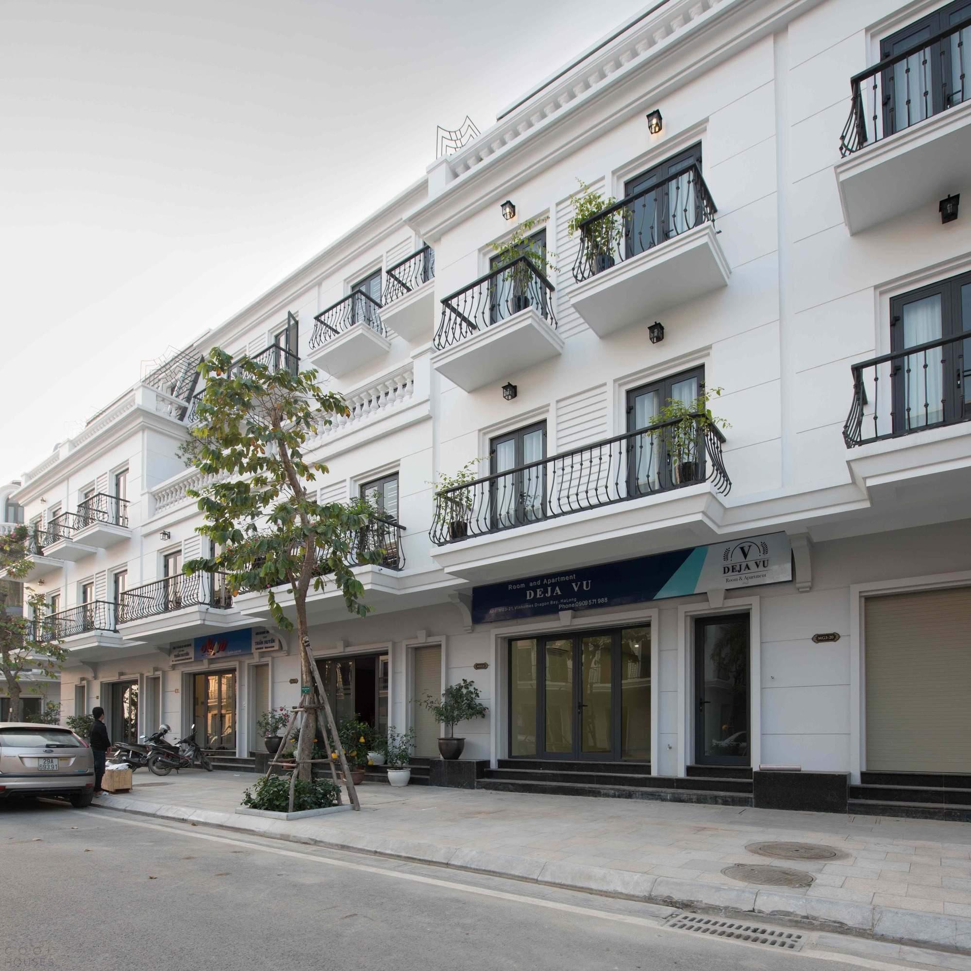 Отель Deja Vu, Вьетнам