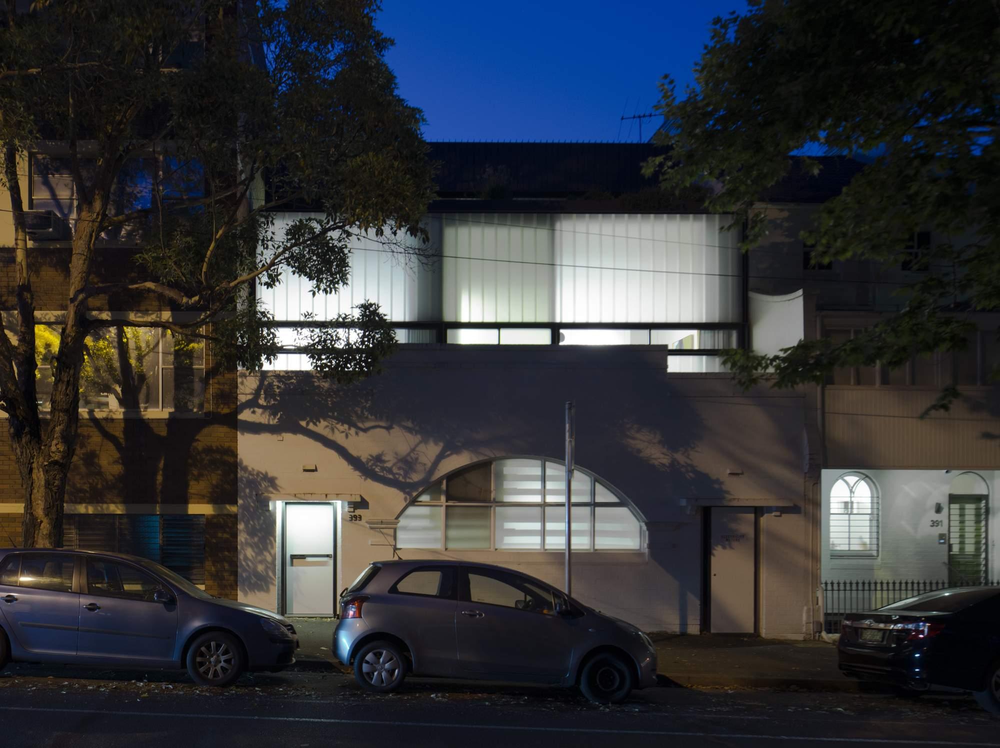 Семейная резиденция на месте бывшего склада в Сиднее, Австралия