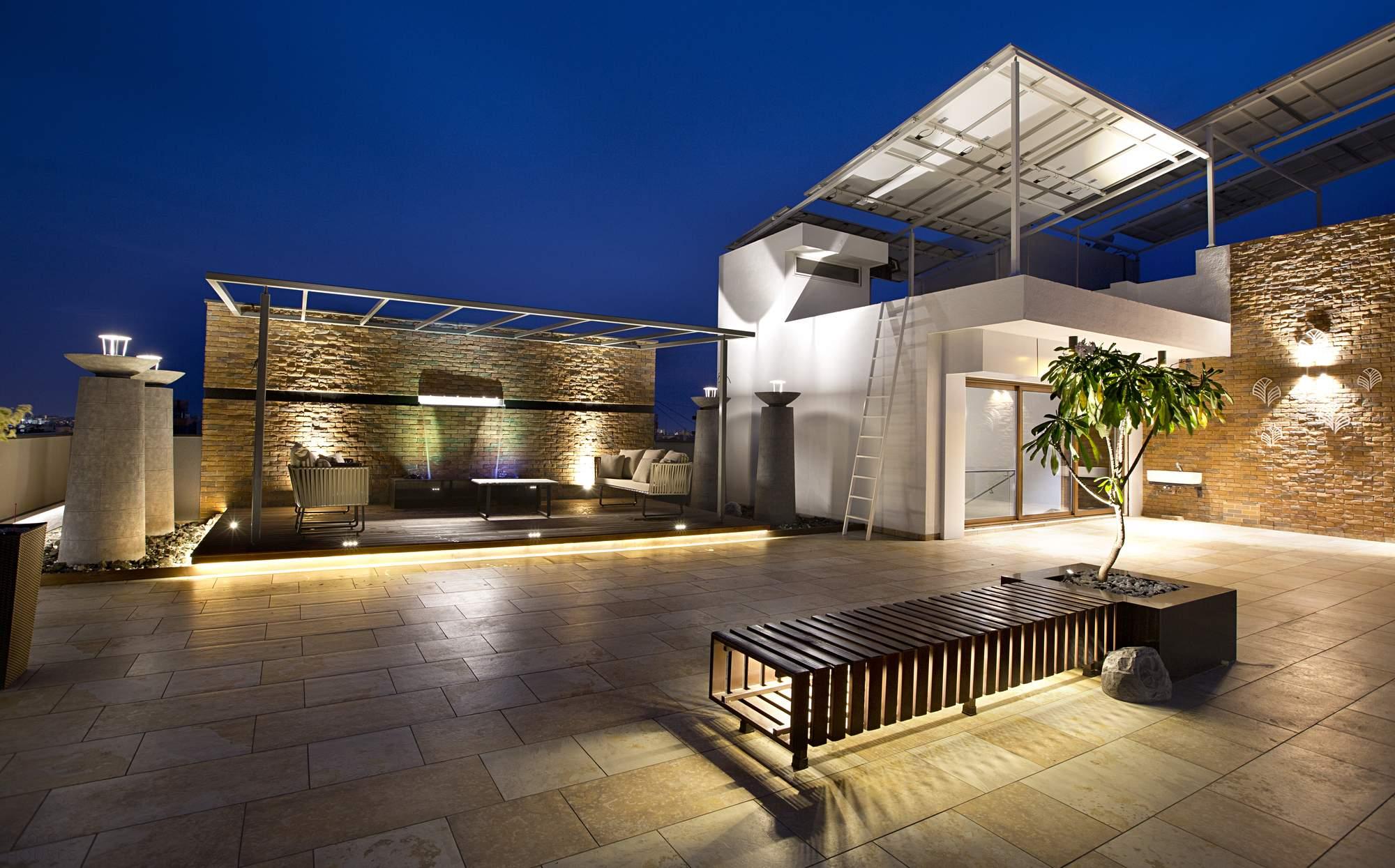 Дом для многофункционального использования, Индия