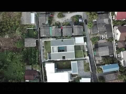 Дом с несколькими дворами в Бангкоке, Таиланд