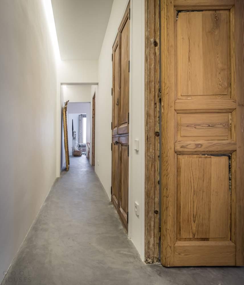 Квартира в стиле ретро в центре Мадрида, Испания