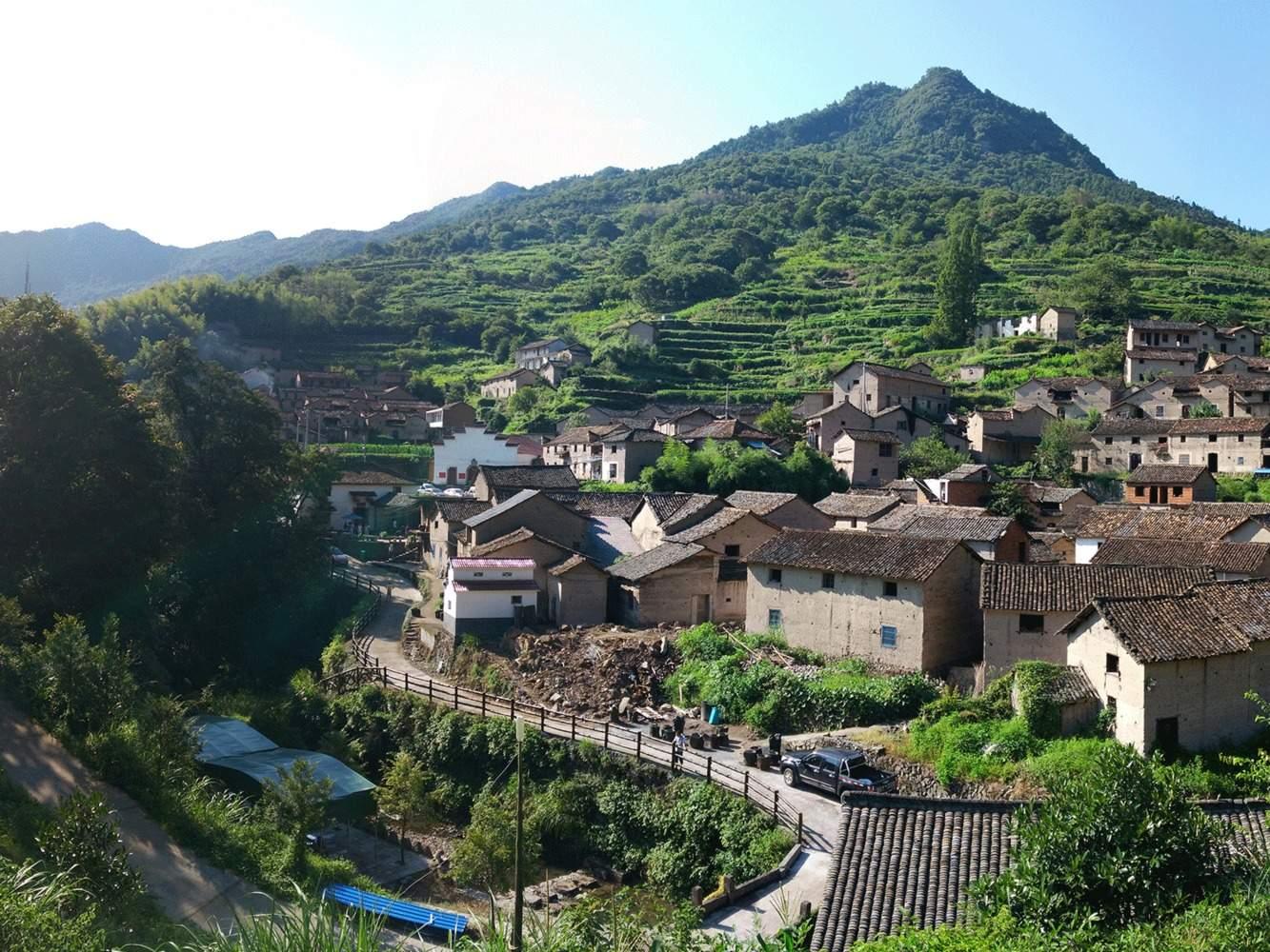 Резиденция Цинсяо в горной деревне, Китай