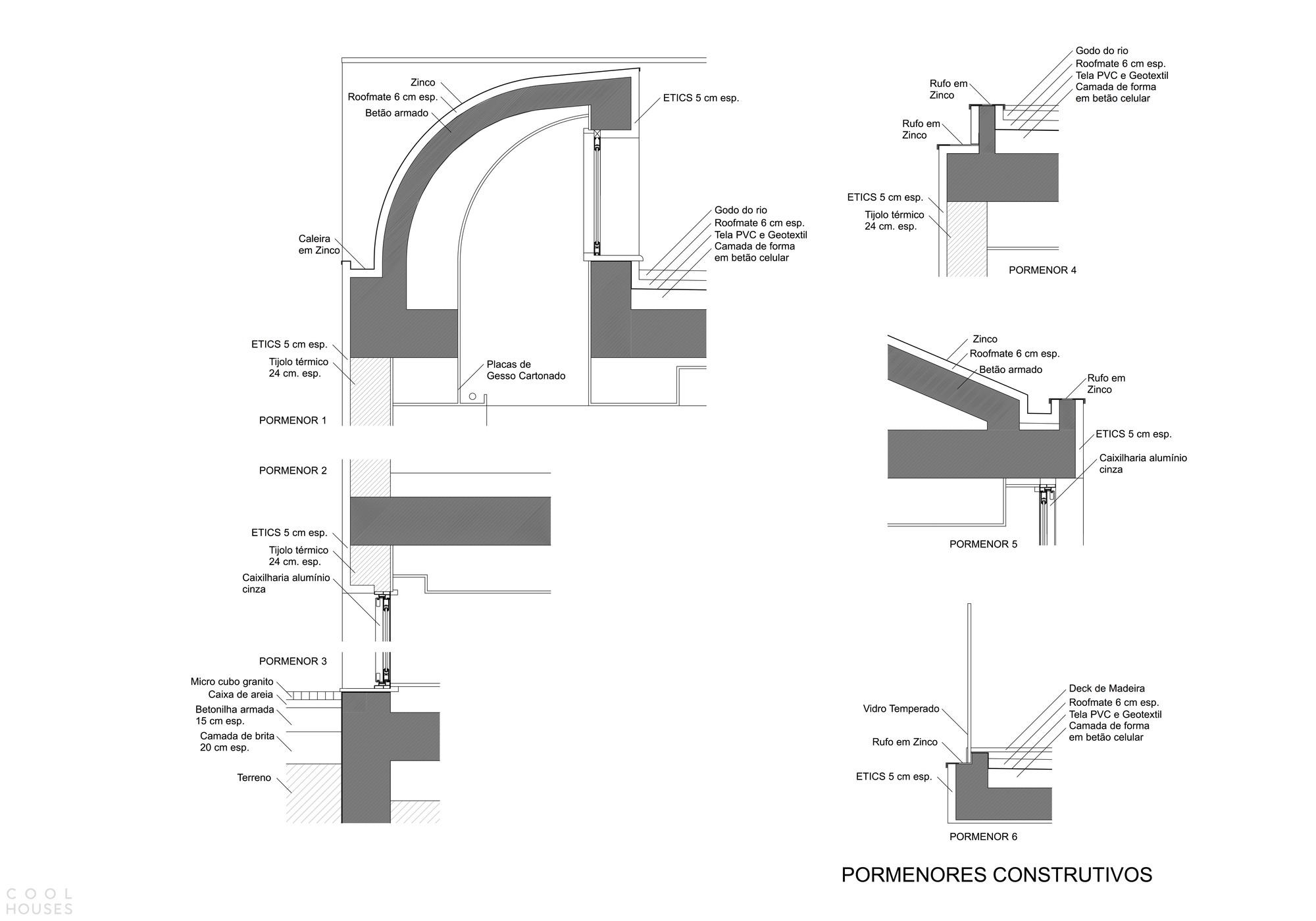 Современная резиденция с выразительным дизайном и динамичной структурой