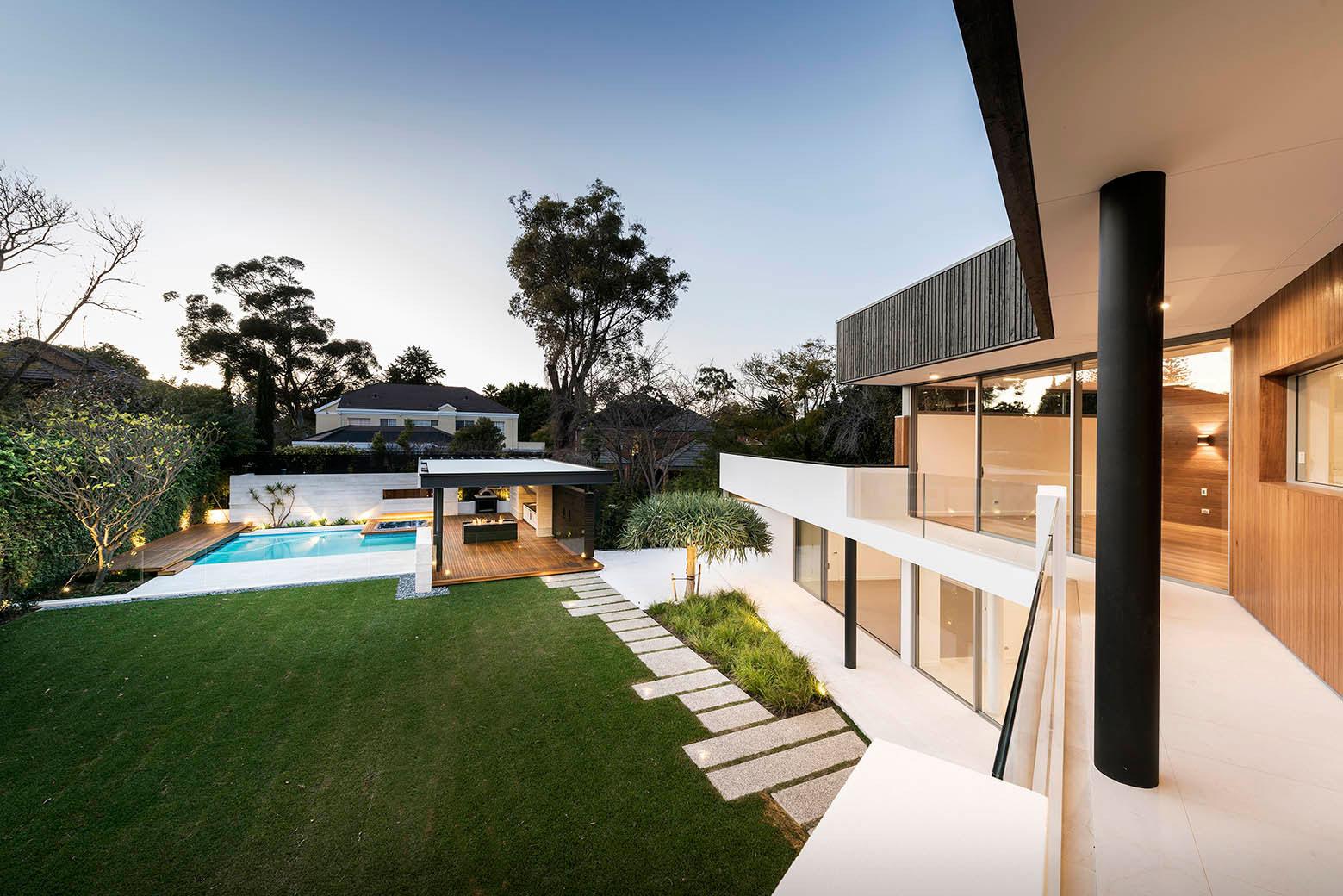 Загородная резиденция в Австралии