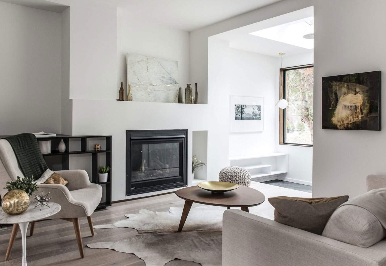 Фантастическое обновление старого дома в Канаде