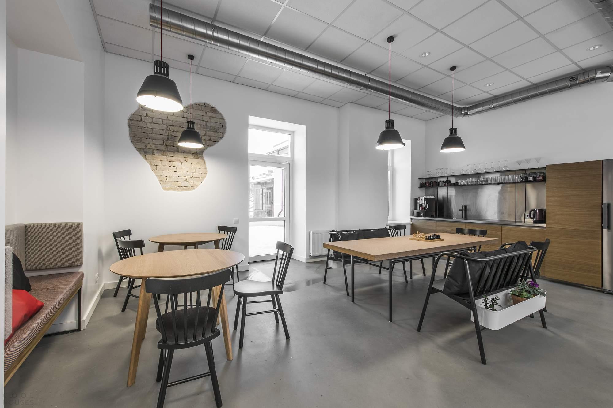 Креативный офис агентства «Inspired UM» в Литве
