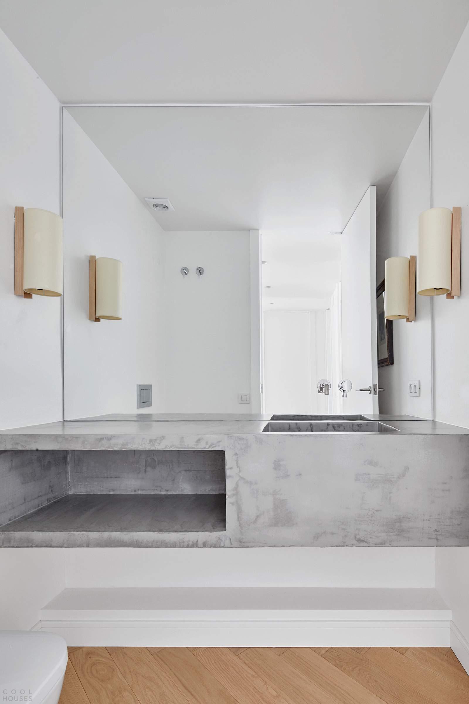 Роскошная квартира со стильным дизайном в Испании