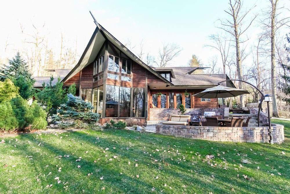 Загородный дом с полувековой историей за $1,1 млн. в США