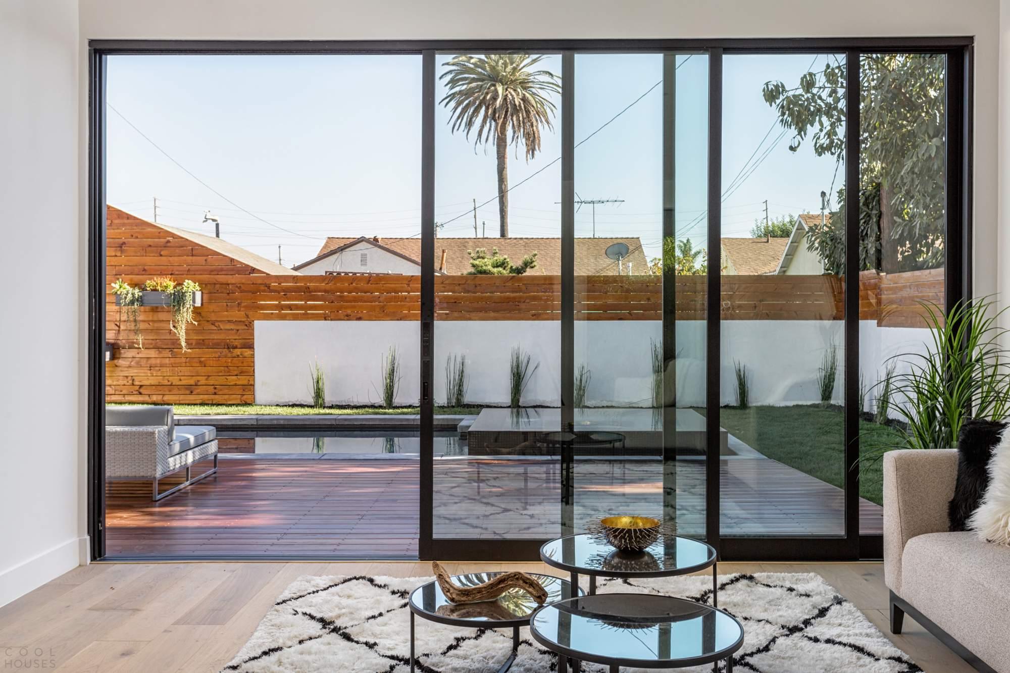 Дом с инновационным дизайном в Лос-Анджелесе, США