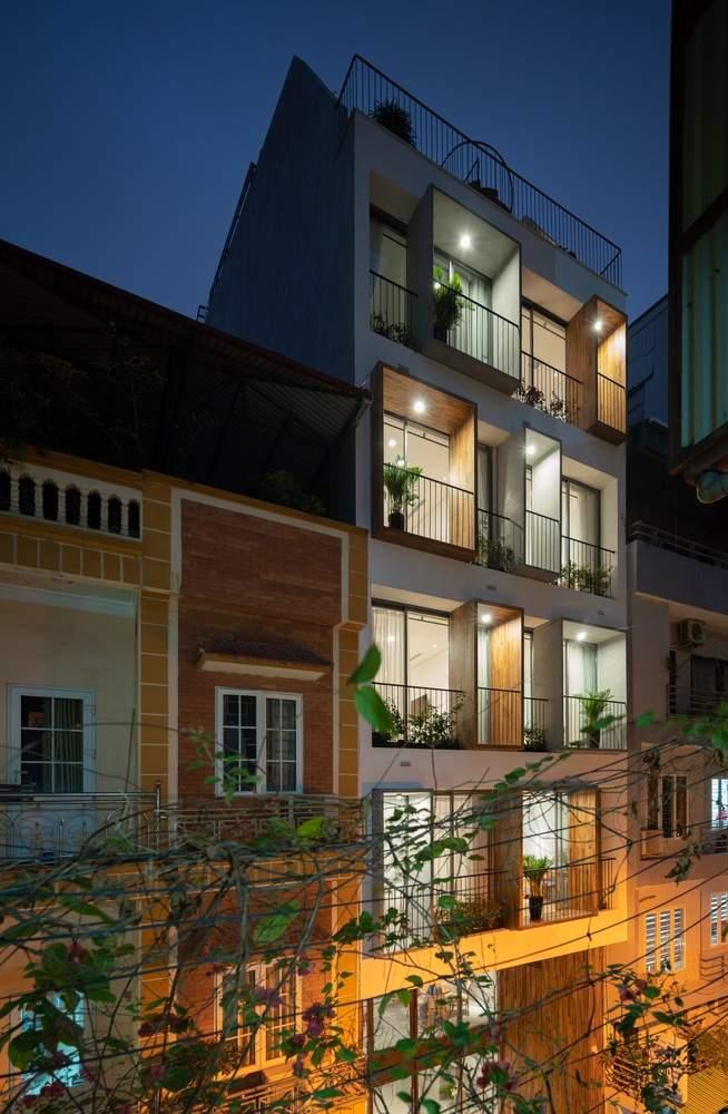 Мини-отель Satori Homestay в центре Ханоя, Вьетнам